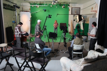 studio videotaping