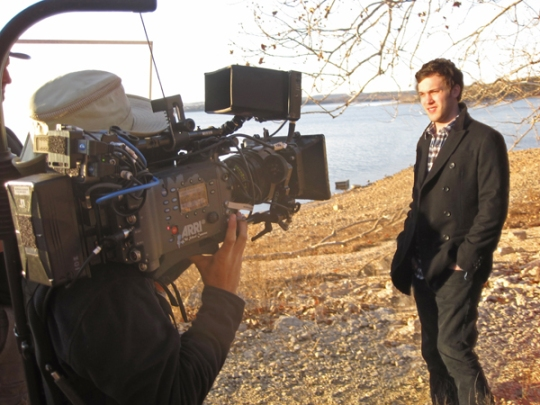music video production |  location scouting for Phillip Phillips