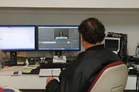 Video Editor in editing session