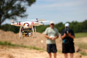 st louis video production drone aerials