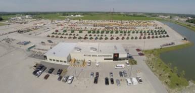 aerial drone video saint louis missouri
