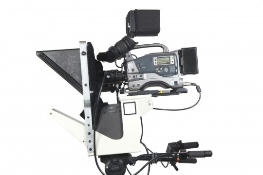 St Louis Professional video camera with teleprompter